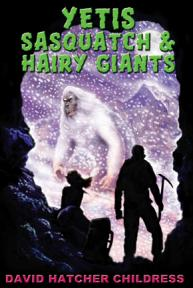 Yeti Sasquatch and the Hairy Giants by David Hatcher Childress