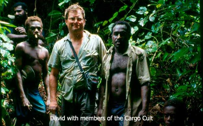 David Hatcher Childress and the Cargo Cult